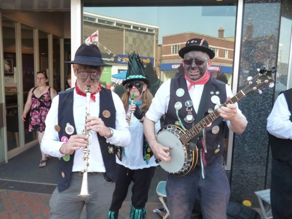 DHM at Sittingbourne St. George's Day Extravaganza, 21st April 2018001245400