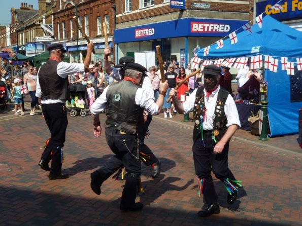 DHM at Sittingbourne St. George's Day Extravaganza, 21st April 2018006244376